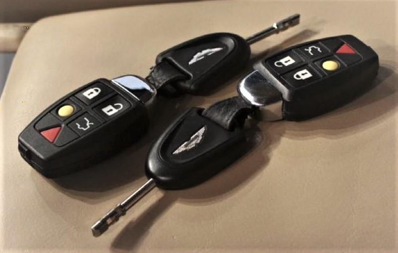 Aston Martin Keys Cars Key